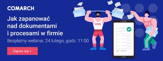 webinar Comarch DMS